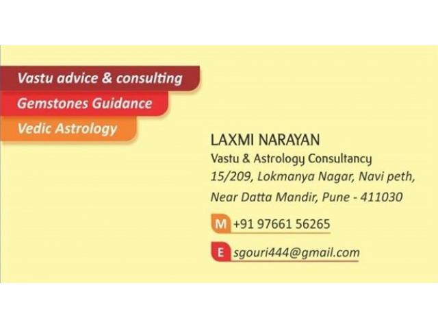 Laxmi Narayan Vastu and Astrology