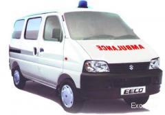 Diwan Hospital Ambulance