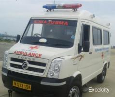 Aadhar Multispeciality Hospital and ICU Ambulance