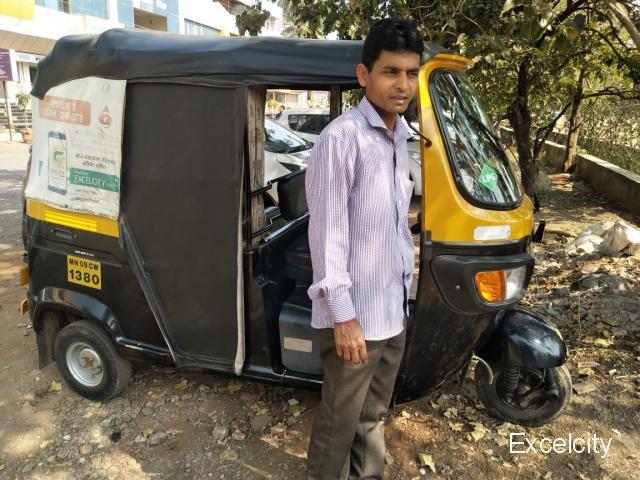 Sable Auto rickshaw
