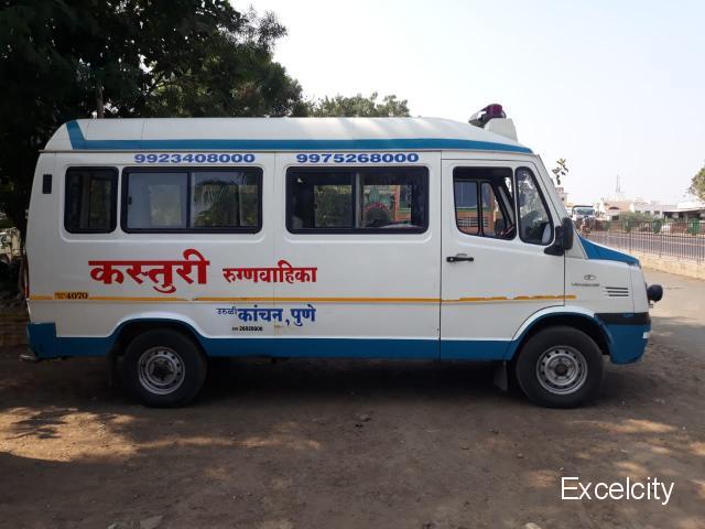 Kasturi Ambulance
