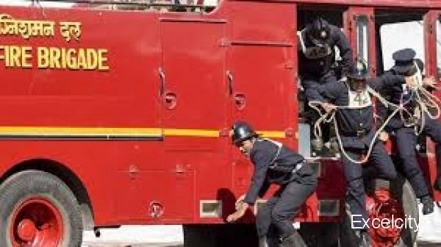 Borivali Fire Station