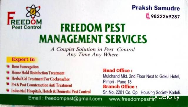Freedom Pest Management Services