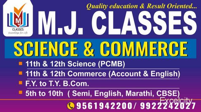 MJ Classes