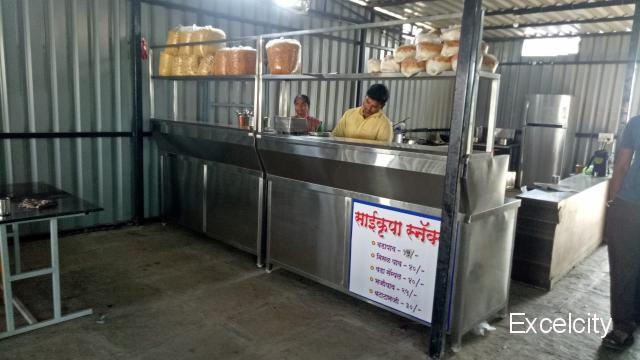 Yavat Famous Saikrupa Tea And Misal House