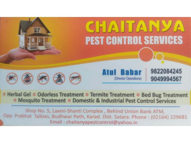 Chaitanya Pest Control Services