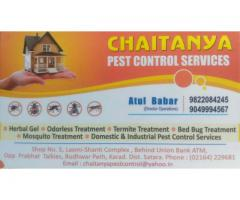 Chaitanya Pest Control Services