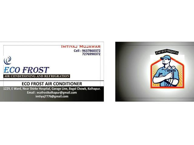 ECO FROST  REFRIGERATION SERVICE