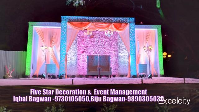 Five Star Decorations and Events