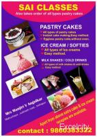 Sai Cake & Ice Cream Classes