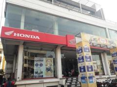 Nashte Honda