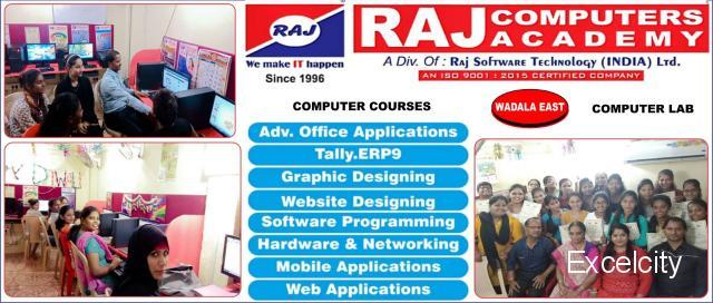 RAJ COMPUTER ACADEMY