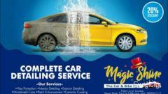 Magic Shine The Car And Bike Spa Undri