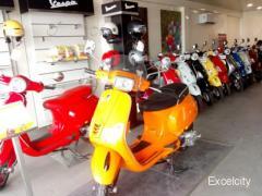 NAVNATH AUTOMOBILES Vespa Showroom