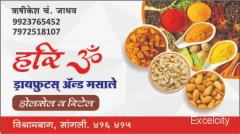 Hari Om Dry Fruits and Masale