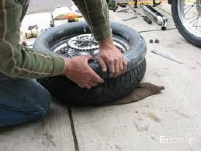 FS Tyres Puncture