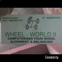Wheel - World