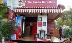 The Burger Barn Café