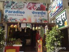 Paradise juices and snacks