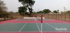 Arp Volleyball Ground