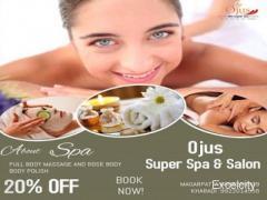 Ojus Super Spa And Unisex Salon