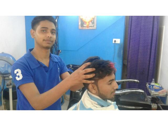 Ragvendra Hair cutting Salun