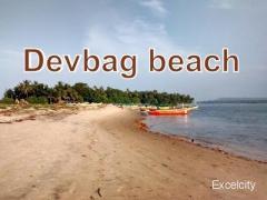 Devbagh Beach Sangam