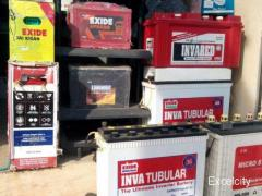 INDIA Invertor Batteries