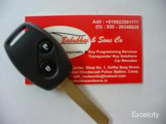 Babubhai And Sons Co Key Maker