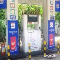 H P Petrol pump