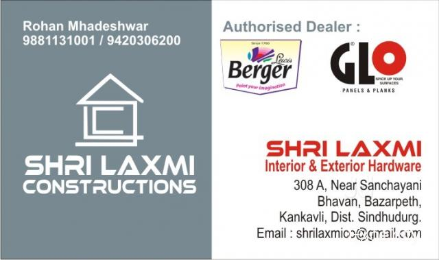 Shrilaxmi Interior and Exterior Hardware