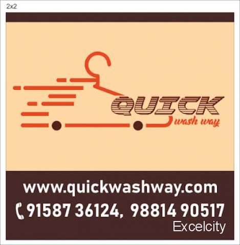 Quick Wash Way