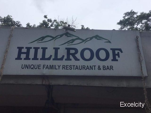 Hotel Hill Roof