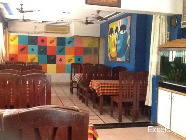 Abhimanyu Garden Family Restaurant