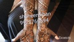 Shaheen Khan Mehandi Artist