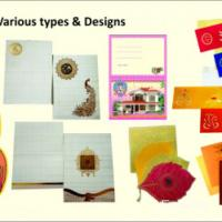 Sharama Papers And Wedding Cards
