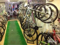 Ambika Cycle Shop