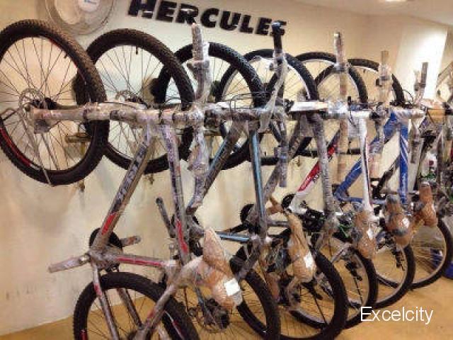 Ambika Cycle Shop