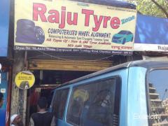 Raju Tyre Zone