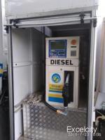 Diesel Door Delivery Van