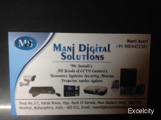Mani Digital Solutions