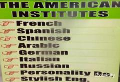 The American Institute Of Language