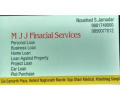 M J J finance services