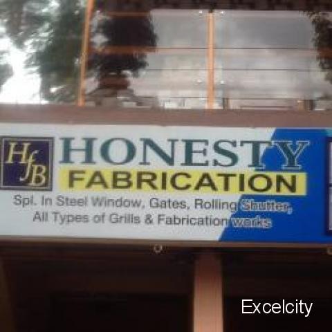 Honesty Grill Fabrication