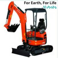 Aakar Infracore Kubota Mini Excavator