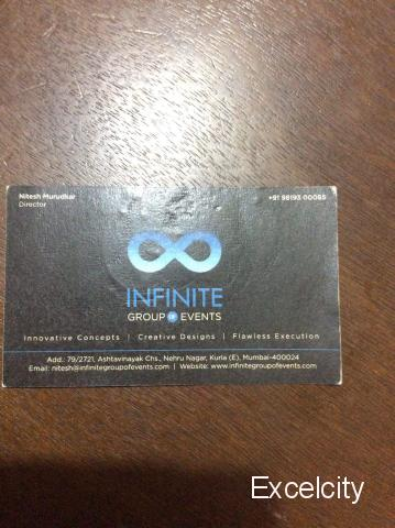 InfiniteGroup Of Events