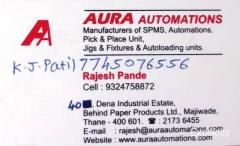 Aura Automation