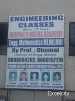 Dhumal's Engineering Classes