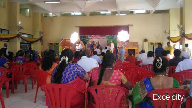 Gandharva Hall