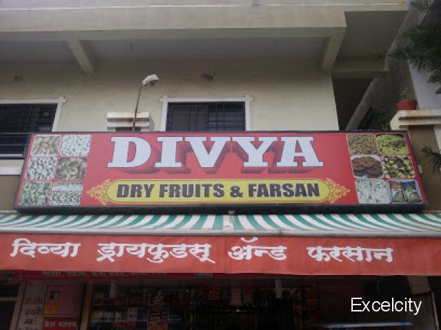 Divya Dry Fruits And Farshan
